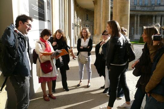 enterrement vie jeune fille sur paris