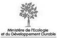 Ministère de l'Ecologie et du Développement Durable