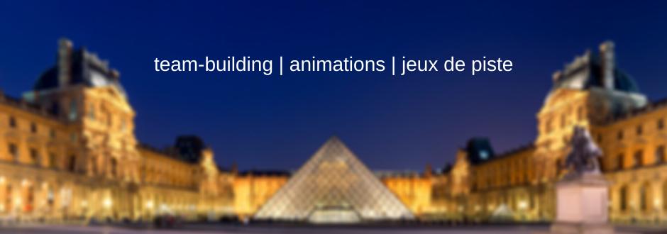 Diverteo : team-building, animations, jeux de piste