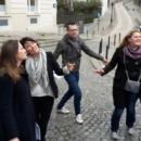 Jeu de piste corporate à Montmartre - Diverteo pour Garancia