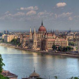 Jeu de piste rallye team building à Budapest
