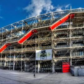Jeu de piste team building au Centre Pompidou