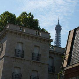 Chasse au trésor dans le Paris de la Tour Eiffel