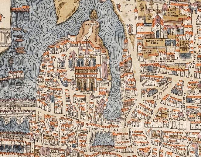 Une intrigue au cœur du Paris médiéval