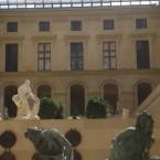 chasse au trésor au Louvre