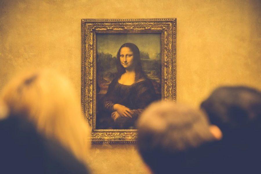 Jeu de piste team building Louvre