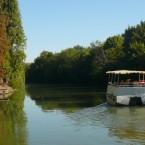 Navigation douce sur la Marne en catalante