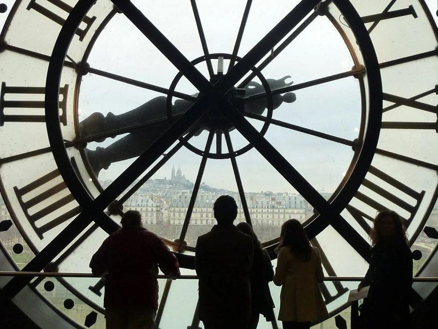 Jeu de piste team building musée d'Orsay