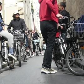 Visite du Paris secret avec vélo électrique