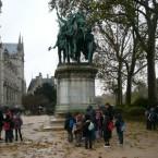 Chasse au trésor Ile de la Cité, Paris
